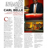 May 2012 – Interview with Carl Belle