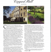 May 2013 – Copped Hall