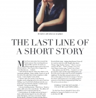 May 2015 – The Last Line of a Short Story
