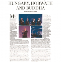 Hospitality, Hungary, Horwath and Buddha