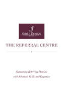 Smile Design By Ash Referral centre brochure