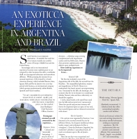 Why South America Tantalizes and Excites