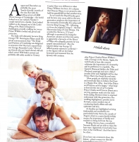 August 2013 – Michelle's Column