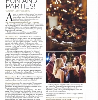 December 2013 – Christmas Parties (Amy Harris)