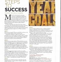 January 2014 – Six Steps to Success