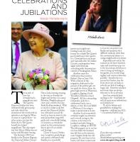 June 2012 – Celebrations and Jubilations