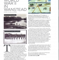 November 2013 – WW11 in Wanstead