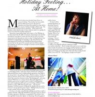 October 2012 – Michelle's Column